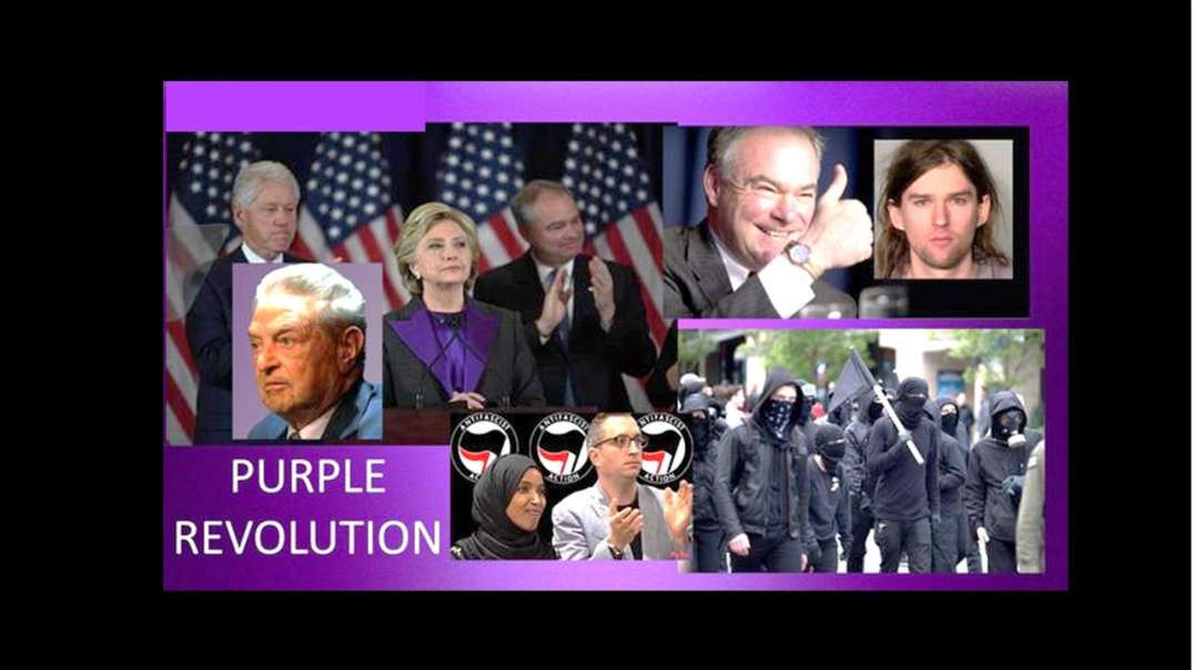 Alaska News: Purple Revolution...We Follow The Money and Now Know.