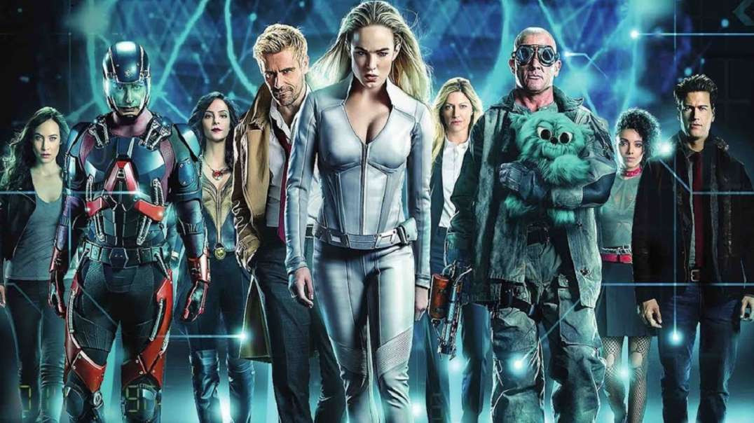 "⁣[Watch] DC's Legends of Tomorrow | Season 5 Episode 15 ""Swan Thong"""