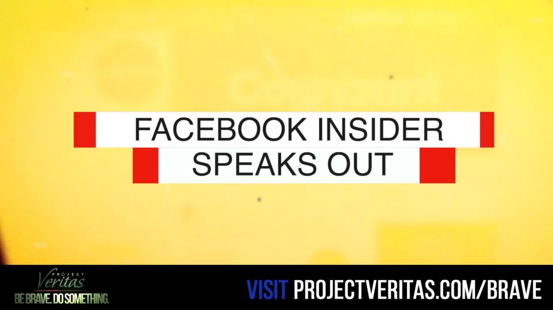 Another Facebook Insider Details Political Censorship; Current HR Exec 'No One Has White Man's