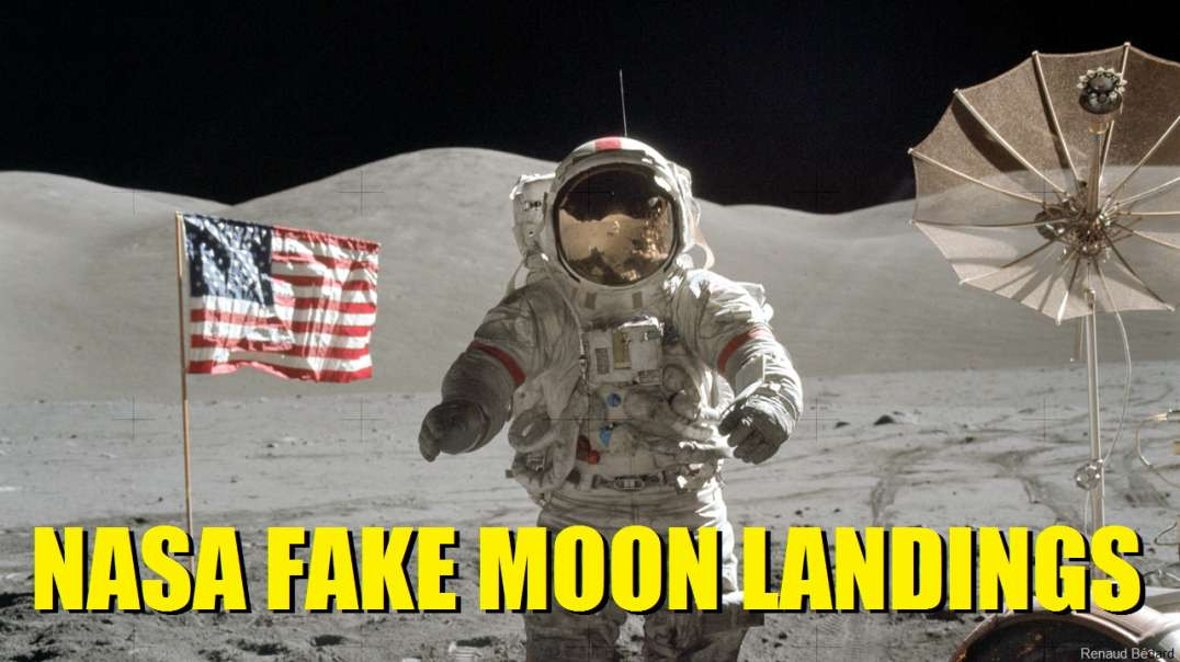 WERE NASA APOLLO MOON LANDING MISSIONS FAKE