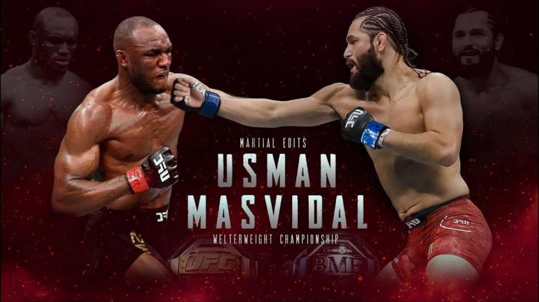 How to Watch Usman vs. Masvidal Live - UFC 251 Full Fight