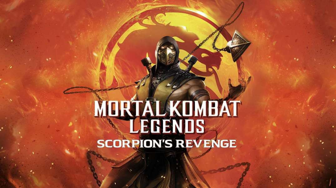 Mortal Kombat Legends: Scorpion's Revenge (2020) WATCH FULL MOVIE ONLINE 720P HD