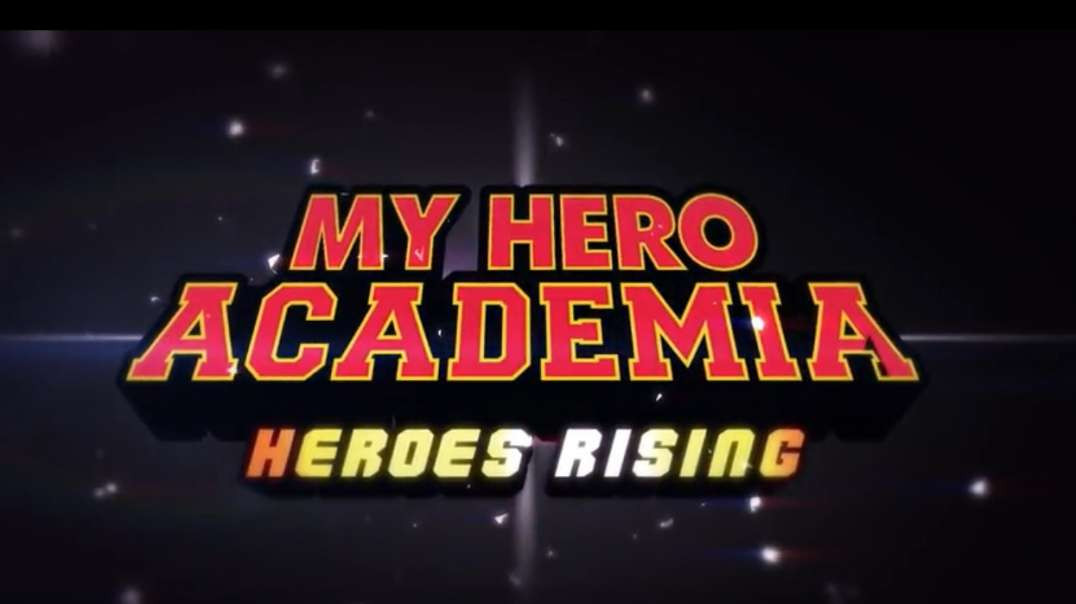 720p♕HD MY HERO ACADEMIA: HEROES RISING FULL★MOVIE WATCH☣FREE ONLINE