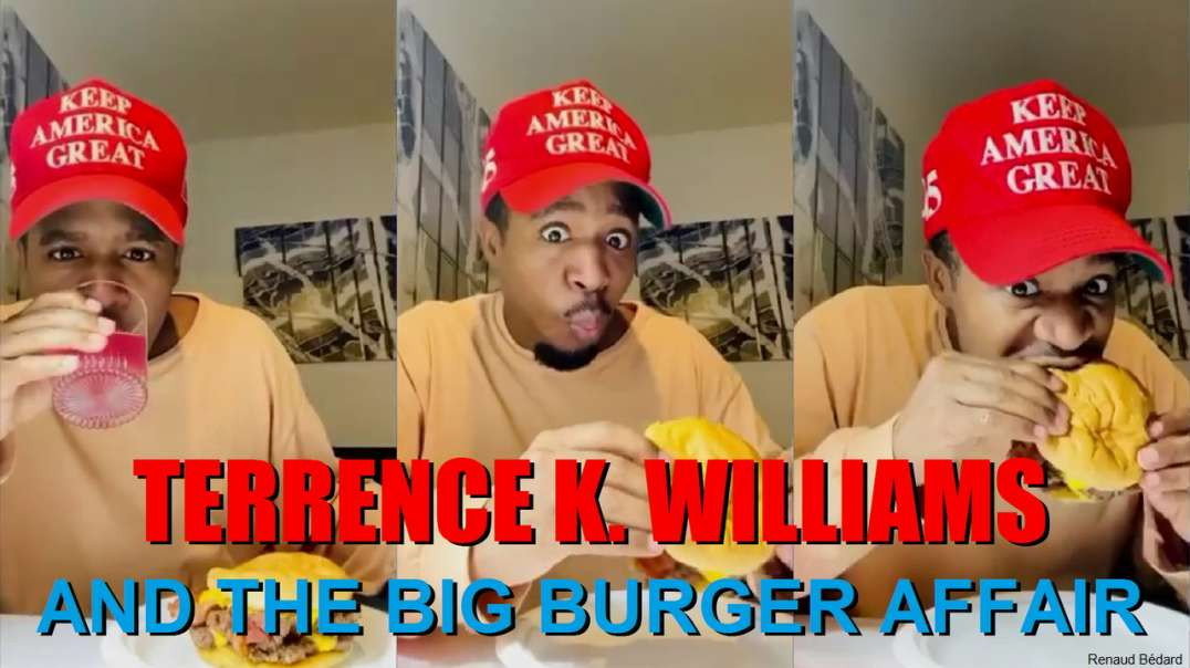 TERRENCE K WILLIAMS AND THE BIG BURGER AFFAIR