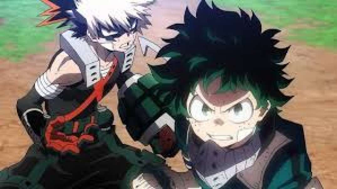 [@Animation] My Hero Academia: Heroes Rising [^2019^] #FULL_DOWNLOAD