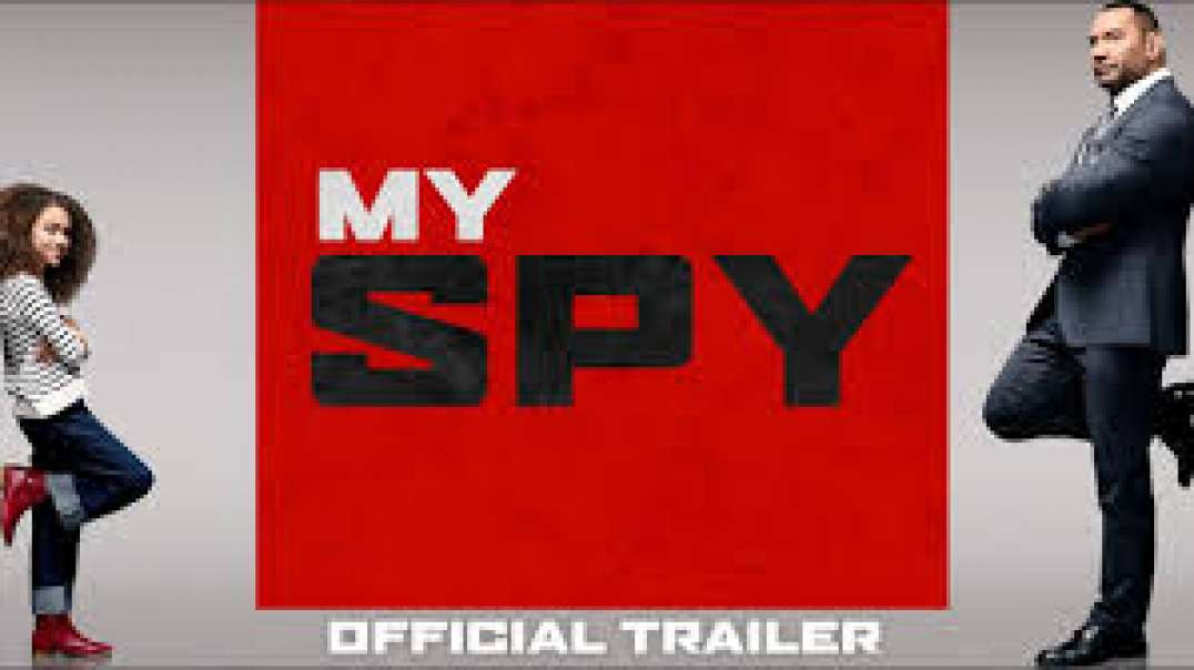 [Action] ~ My Spy [2020] Free #Online