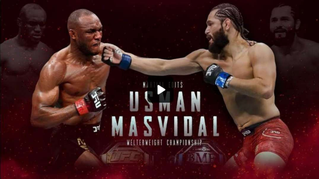 Watch UFC 251 (usman vs masvidal) Live Stream Free Online at Livestream HD 1080p