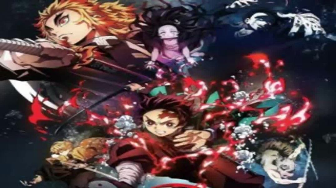 Demon Slayer the Movie: Mugen Train (2020) FULL_MOVIE ONLINE