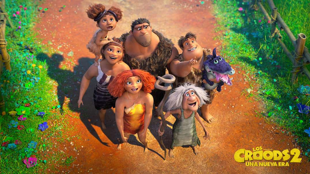 The Croods: A New Age HD MOVIE 720p(2020)