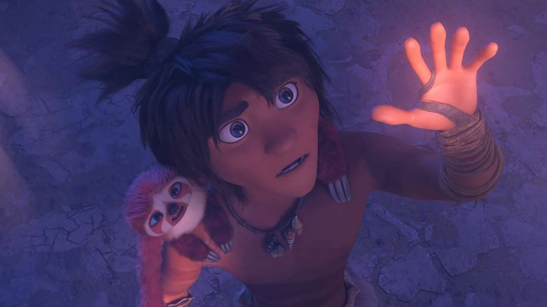 【The Croods: A New Age`2020】|| FULL MOVIE