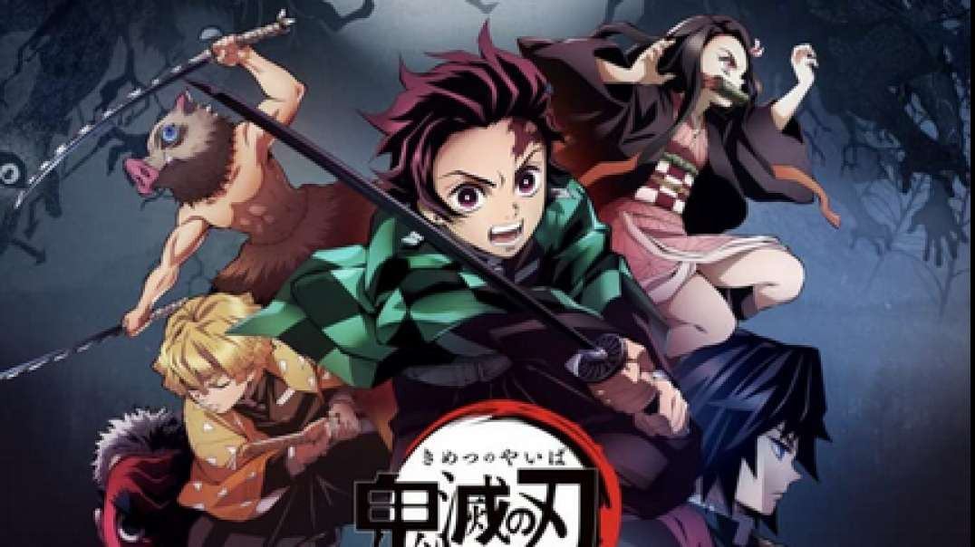 DEMON SLAYER THE MOVIE # MUGEN TRAIN ~HD 1080p MOVIE'S