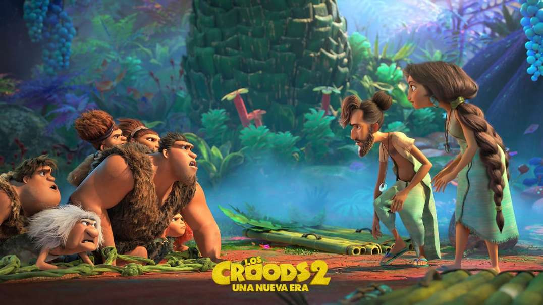 【The Croods: A New Age】 FULL MOVIE 2020