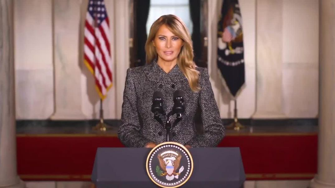 Fairwell First Lady Melania Trump and Thank You