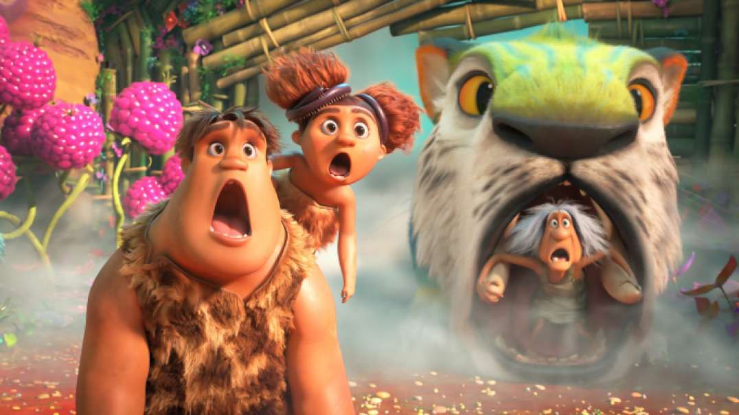THE CROODS: A NEW AGE (2020) FULL MOVIE ENGLISH