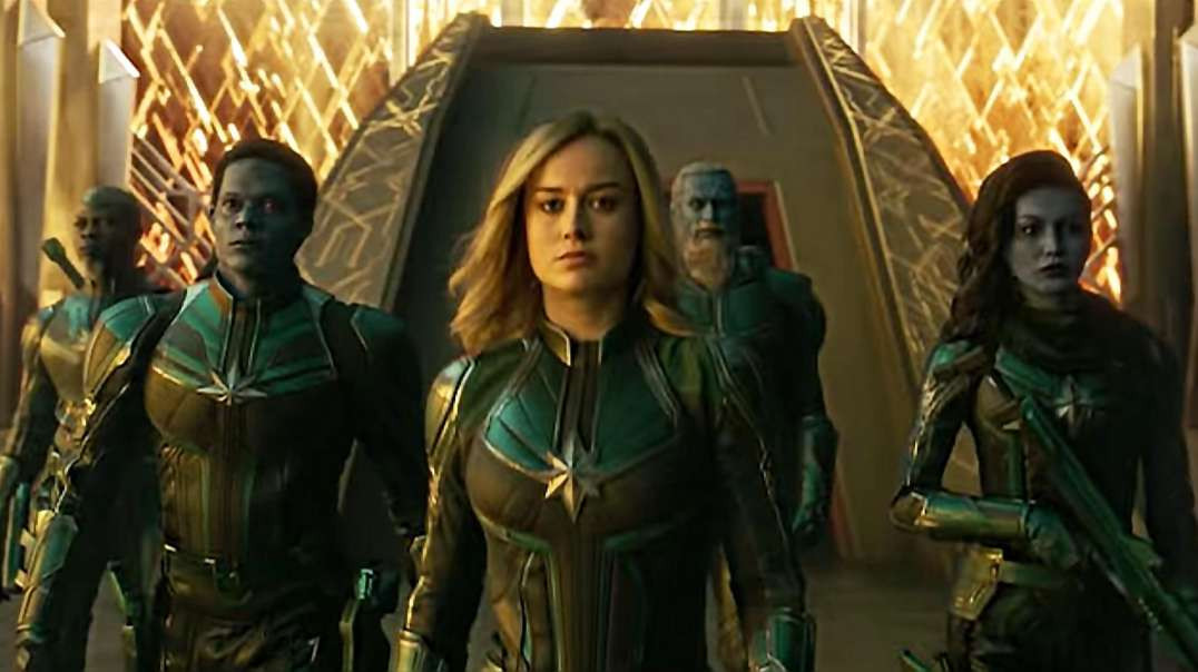 CAPTAIN MARVEL (2019) FULL MOVIE ENGLISH