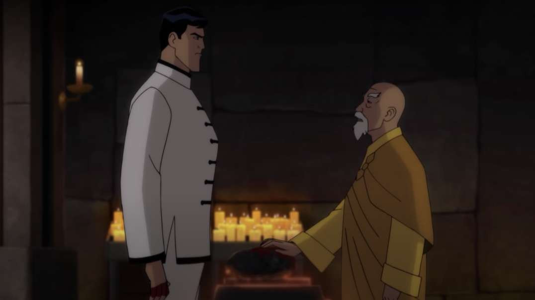 BATMAN: SOUL OF THE DRAGON (2021) FULL MOVIE ENGLISH