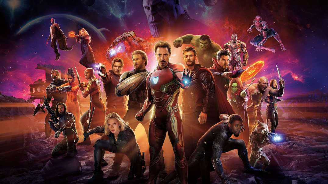 ✲123MoVieS'|HD| Watch Avengers: Infinity War  (2018) Full for fREE