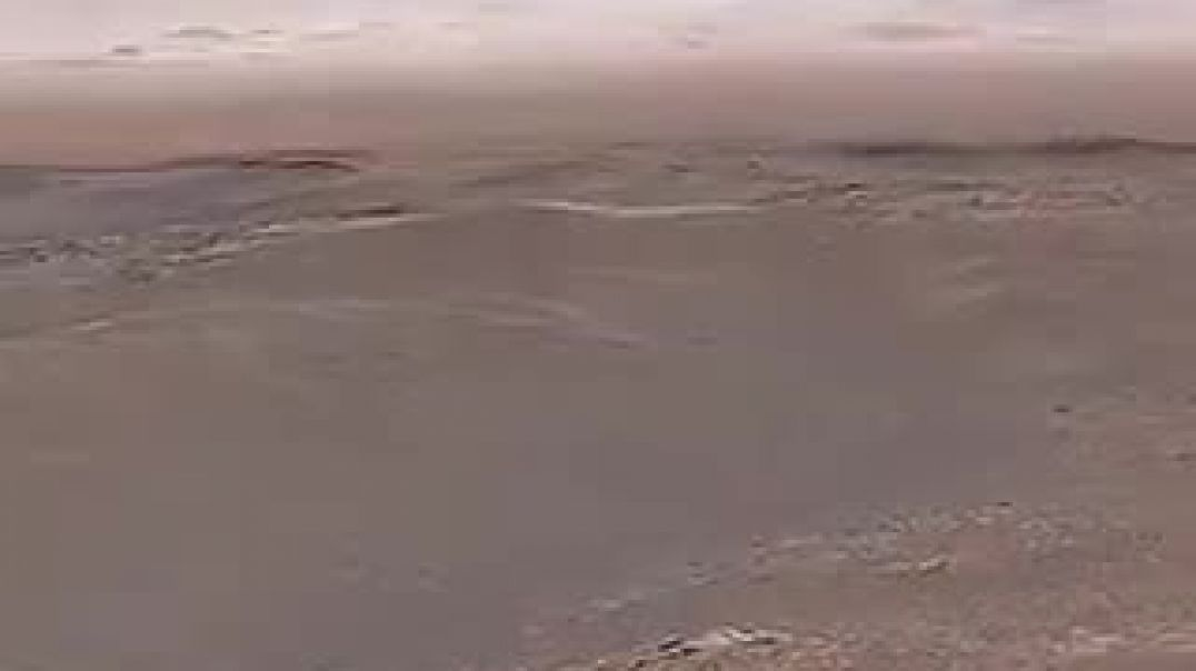Here's some footage with sound! from the surface of another planet, WILD