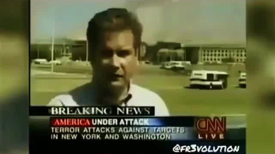 Footage Aired ONCE after 9-11, and Never on TV Again