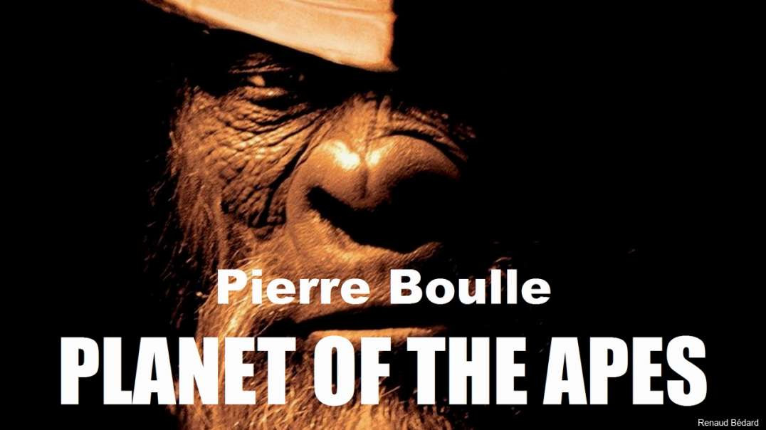 PIERRE BOULLE - PLANET OF THE APES (1963) ENGLISH