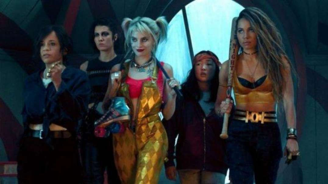 BIRDS OF PREY (AND THE FANTABULOUS EMANCIPATION OF ONE HARLEY QUINN) (2020) FULL MOVIE ENGLISH