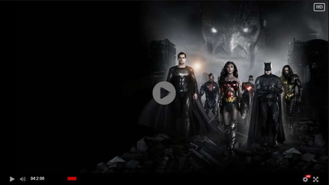 Watch Zack Snyder's Justice League (2021) Full Movies Online HD