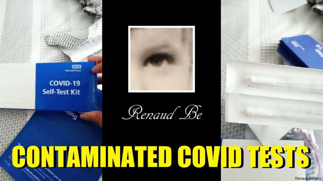 CONTAMINATED COVID TESTS EXPOSED