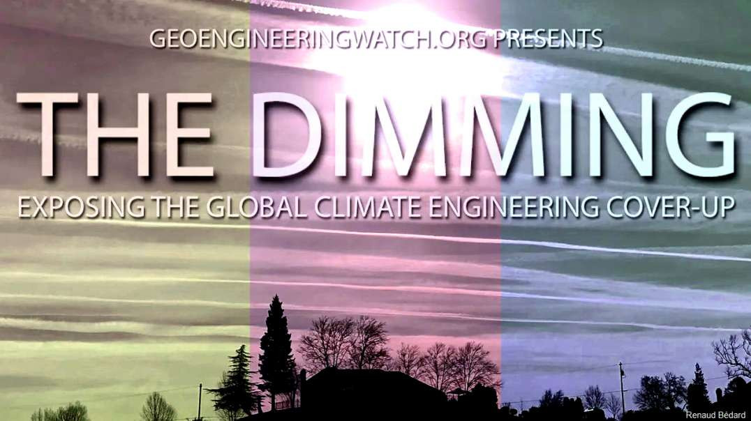 THE DIMMING (FULL CLIMATE ENGINEERING DEPOPULATION GEOENGINEERING DOCUMENTARY)