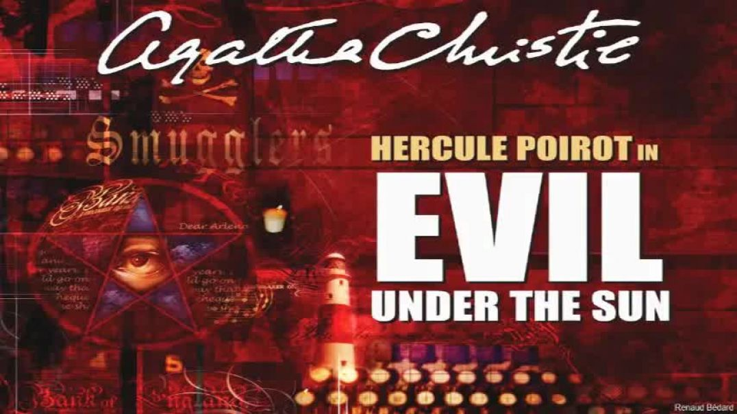 AGATHA CHRISTIE'S HERCULE POIROT EVIL UNDER THE SUN (RADIO DRAMA)