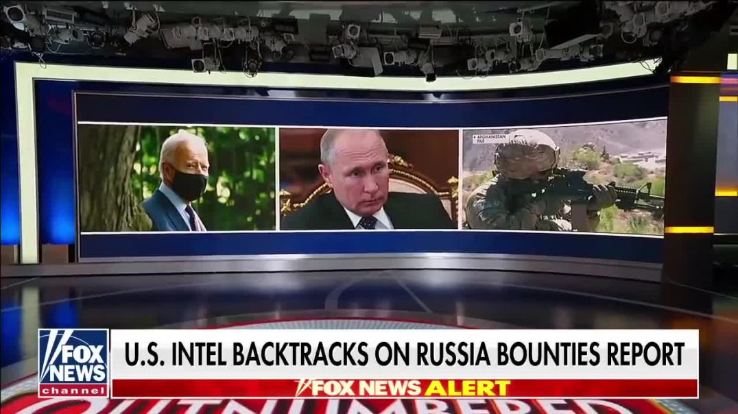 McEnany torches MSM coverage of Russia bounty story