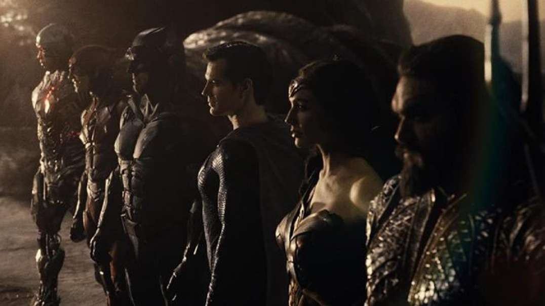 ZACK SNYDER'S JUSTICE LEAGUE (2021) FULL MOVIE ENGLISH