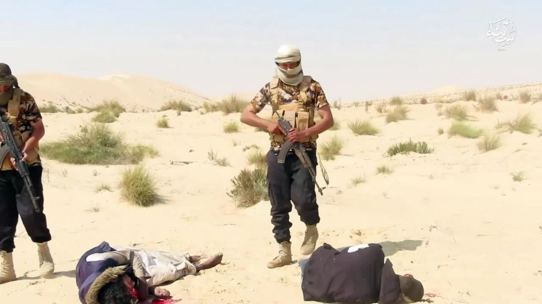 NEW ISLAMIC STATE EXECUTIONS AND BATTLEFIELD KILLINGS