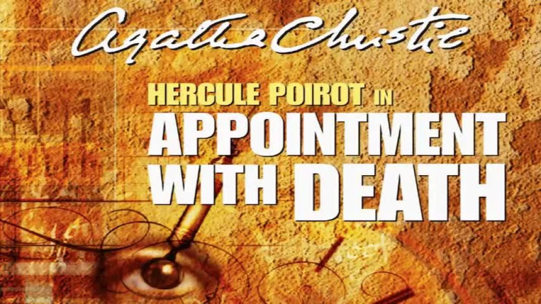 AGATHA CHRISTIE'S HERCULE POIROT APPOINTMENT WITH DEATH (RADIO DRAMA)