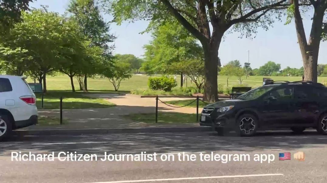 Richard Citizen Journalist Update from the Washington monument and WH 5-15-2021