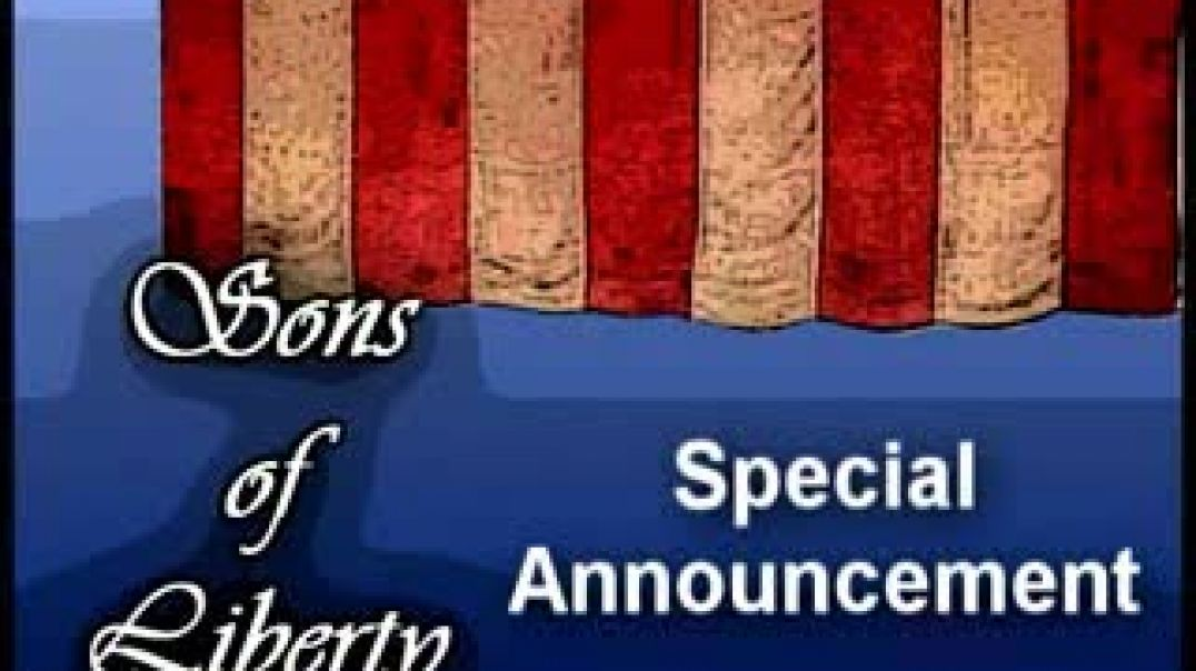 Sons of Liberty : Message to the New World Order