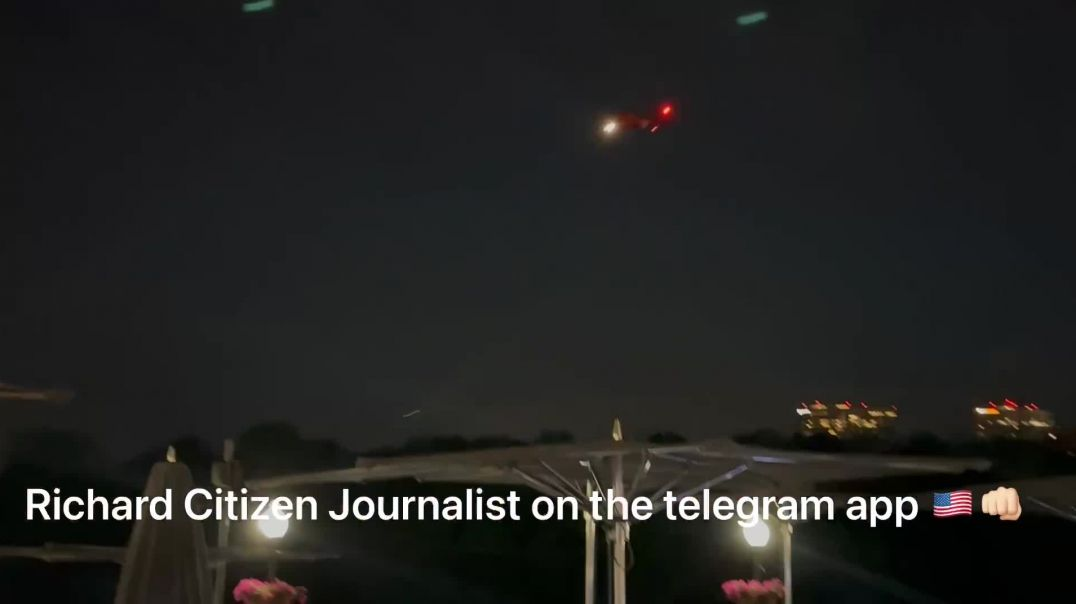 RICHARD CITIZEN JOURNALIST - Helo's over Georgetown 5-17-21 at the waterfront