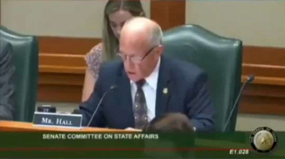 @maybe60794885 30 people a DAY are dying from the vaccines! Texas senator tells the truth about the