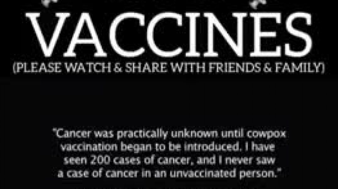 5.21.21 The Deadly Truth About Vaccines