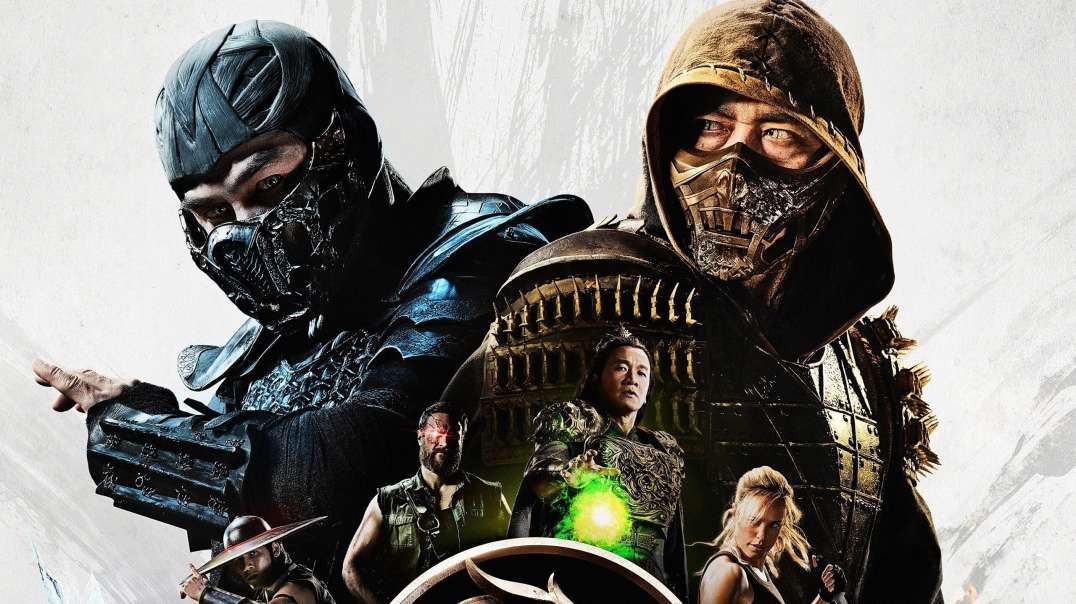 Watch Mortal Kombat  English'Sub Full Movie Hd