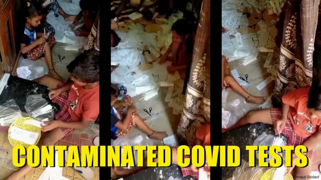 CONTAMINATED COVID TESTS