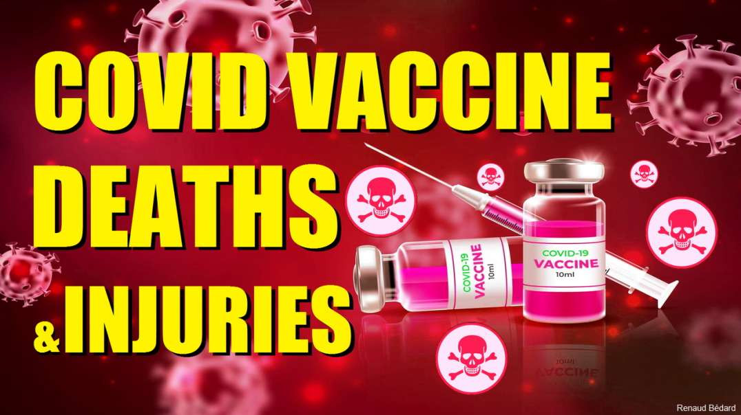 DANA ASHLIE LOOKING INTO ADVERSE EFFECTS OF COVID VACCINES AND TOO MANY DEATHS