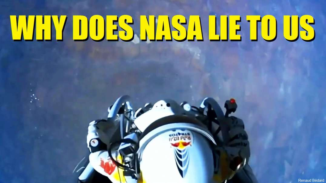 WHY DOES NASA LIE TO US