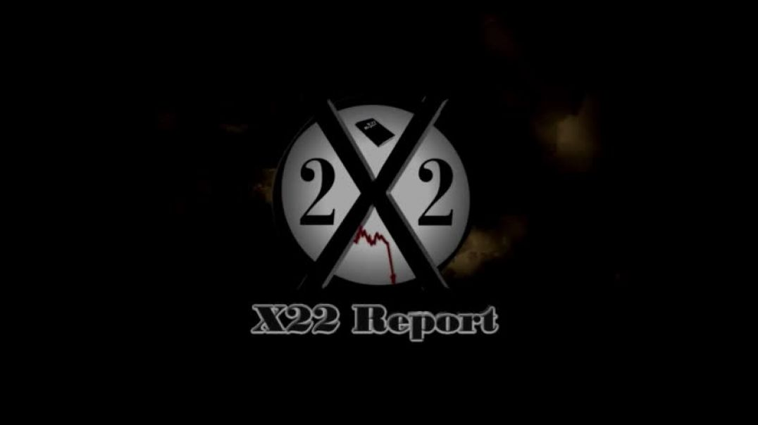 X22 REPORT Ep. 2494b - The Hunters Have Now Become The Hunted, Pain, Nothing Can Stop This