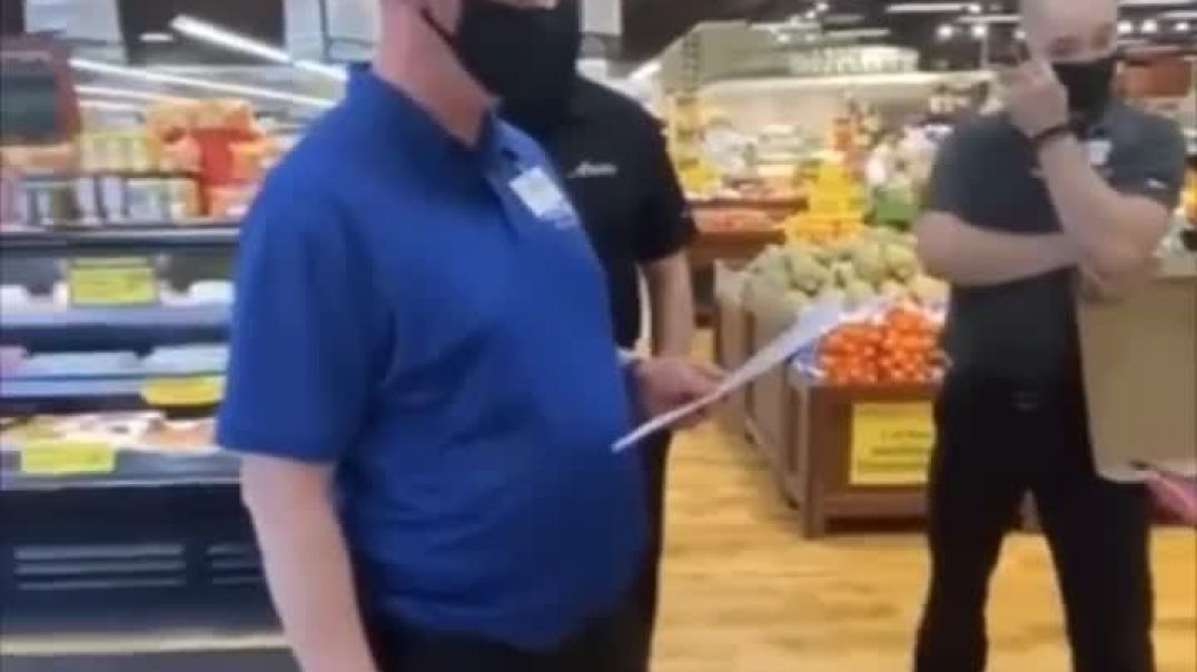 Lawyer serves supermarket with cease and desist notice on illegal masks