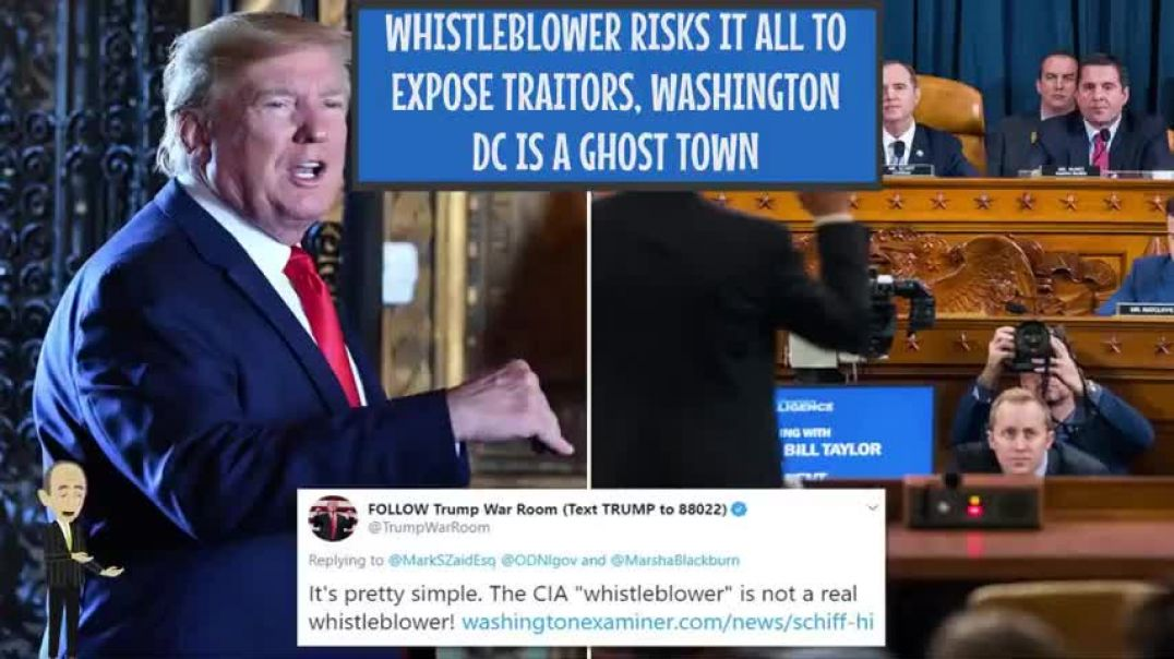 STEW PETERS SHOW - WHISTLEBLOWER RISKS IT ALL TO EXPOSE TRAITORS, WASHINGTON DC IS A GHOST TOWN 6-26