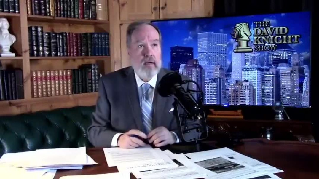 THE DAVID KNIGHT SHOW - 6-11-21 ADVICE FOR THOSE BEING COERCED BY EMPLOYERS TO GET JAB