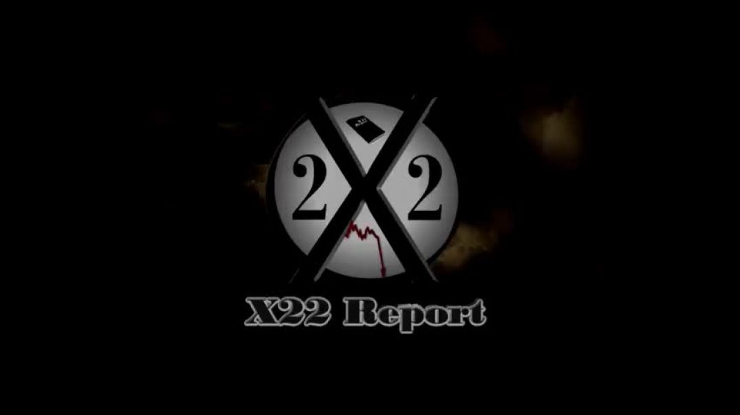 X22 REPORT EP. 2501B - TRAP SET, THESE PEOPLE ARE STUPID, DO YOU SEE THE STORM FORMING,PANIC IN DC