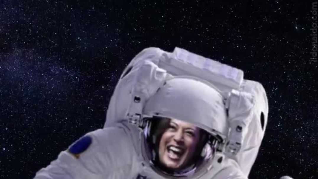 Kamala in charge of National Space Council