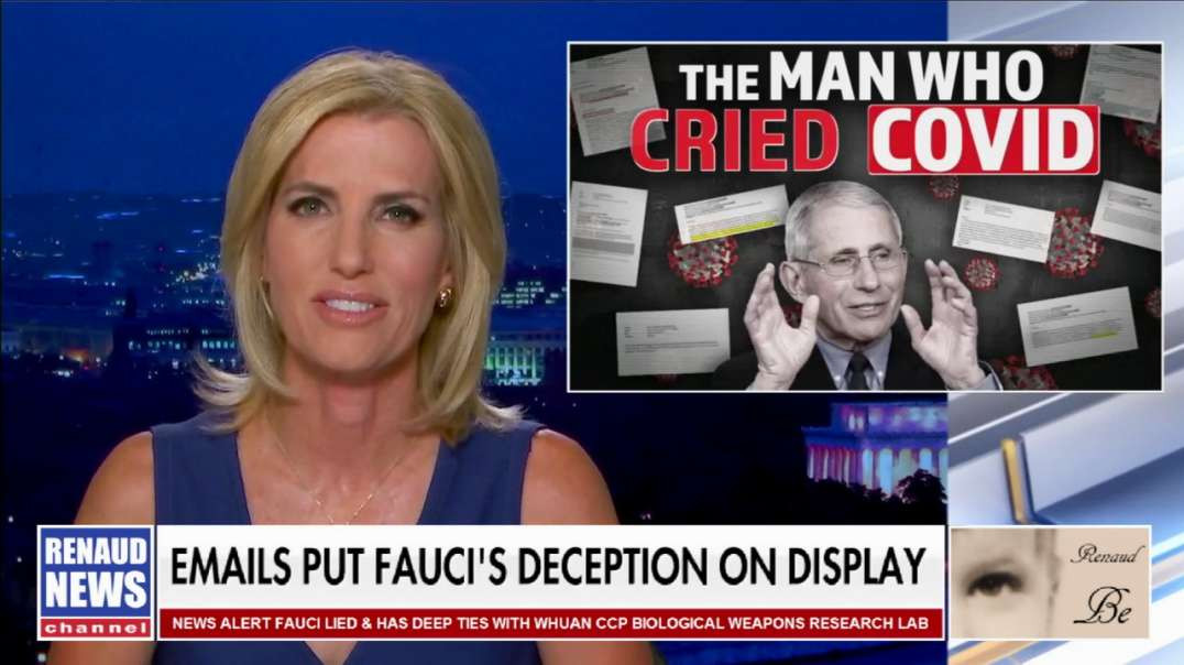 LAURA INGRAM EXPOSING DR FAUCI LIES AND HIS INCRIMINATING EMAILS
