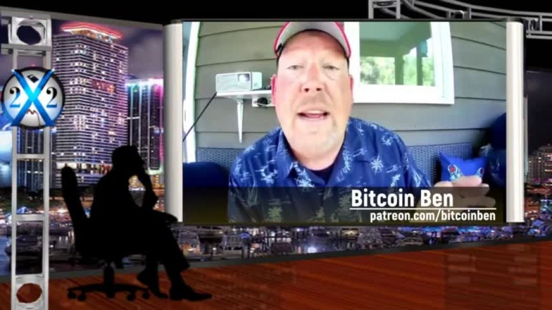 X22 REPORT 6-21-22  Bitcoin Ben - We Are Witnessing The Birth Of A New America, [DS] Is Powerless